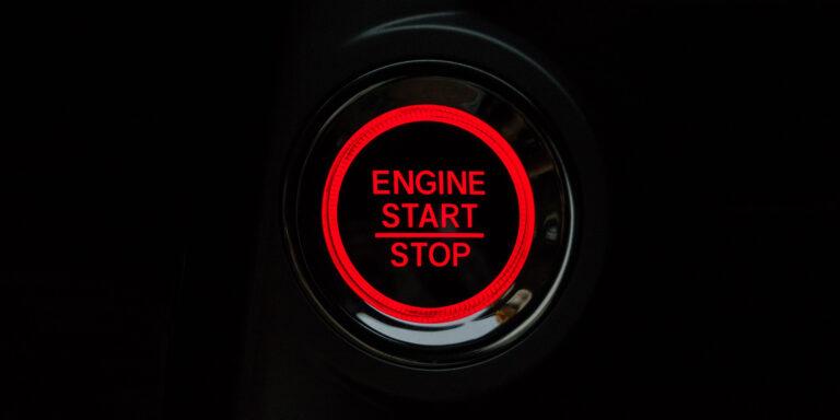 Engine Start Stop Just start Begin before you are ready: superare l'idea del perfezionismo induce all'azione